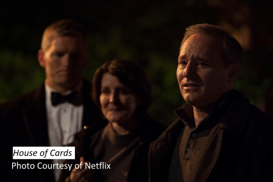 Gary Ray Moore House of Cards Photo Courtesy of Netflix