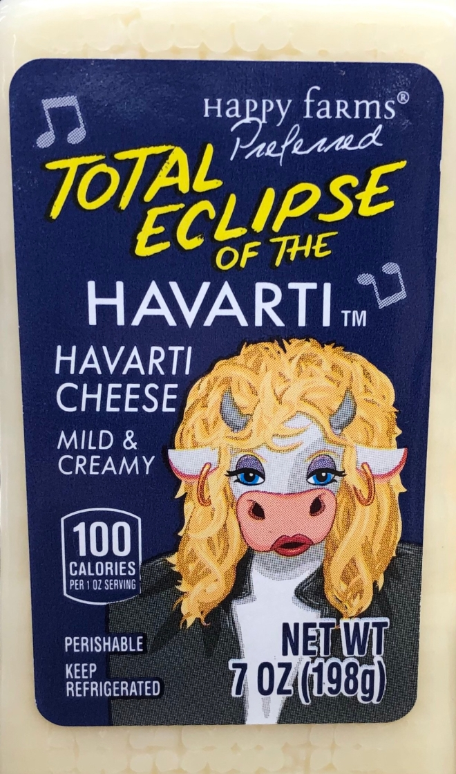 Aldi Releases Punny Cheeses Based On '80s Hits – The Tidbit