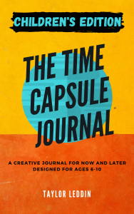 The time capaule journal kids